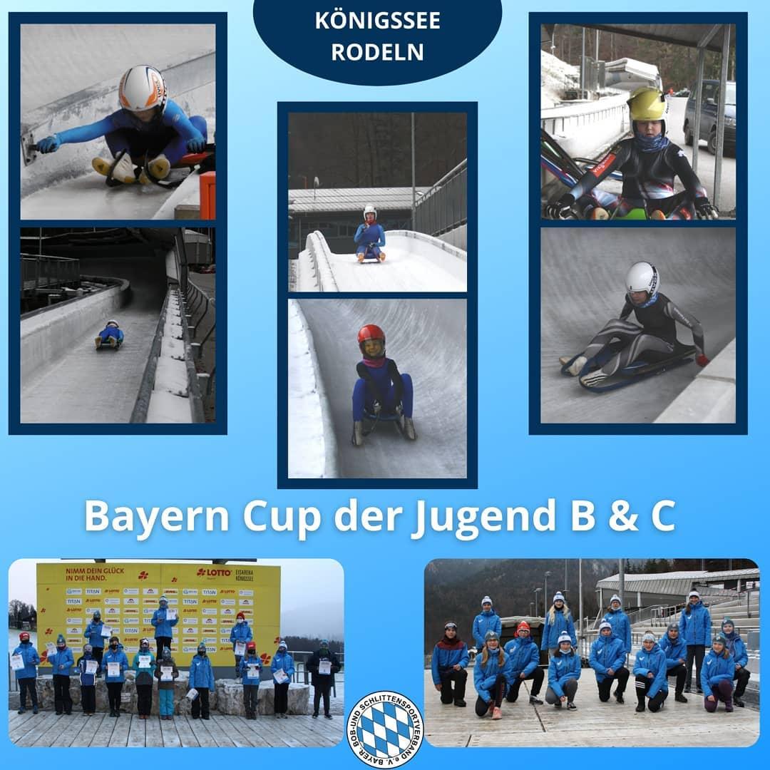 Bayern Cup der Jugend B & C am 3. Dezember 2020 (Berchtesgaden/Königssee)