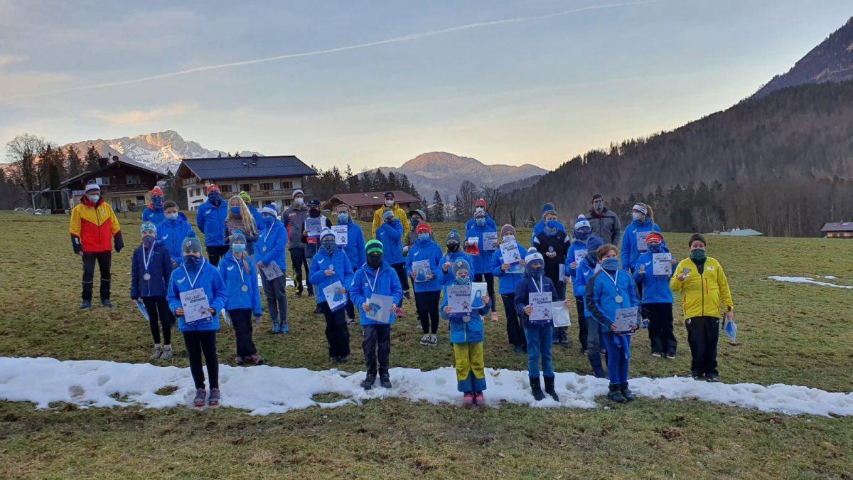 Saisonabschlußrennen der Rennrodel-Jugend