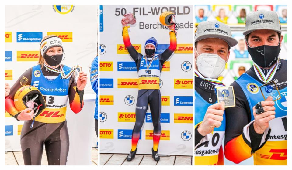 50. FIL-Weltmeisterschaft Berchtesgaden – Königssee  29.01. – 31.01.2021